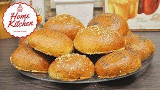 ЦЕЛЬНОЗЕРНОВЫЕ БУЛОЧКИ - Отличный Заменитель Хлеба!