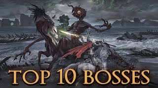 The Top 10 Fake Bosses of Elden Ring [Art Competition]