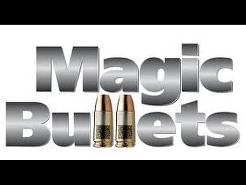 22LR Trick Shot With Magic Ammo !