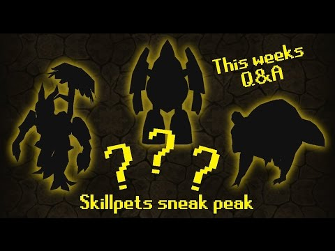 Skilling Pets & Raids Boss Preview! Old School RuneScape Q&A