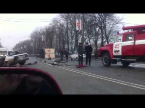 Дтп Ефремова, Армавир 19.02.2014