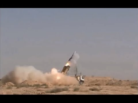 Iran tests Talash anti-air missile systems