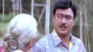 Repeat youtube video Bhagyaraj & Meena united, plans to marrry - Oru Oorile Oru Rajakumari Movie Scenes