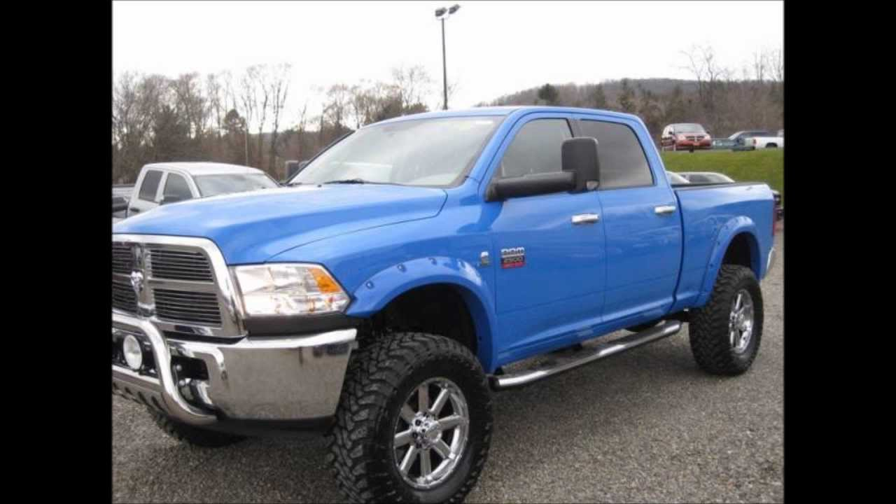 2012 Ram 2500 Diesel Rocky Ridge Altitude Conversion