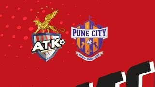 ATK VS PUNE City