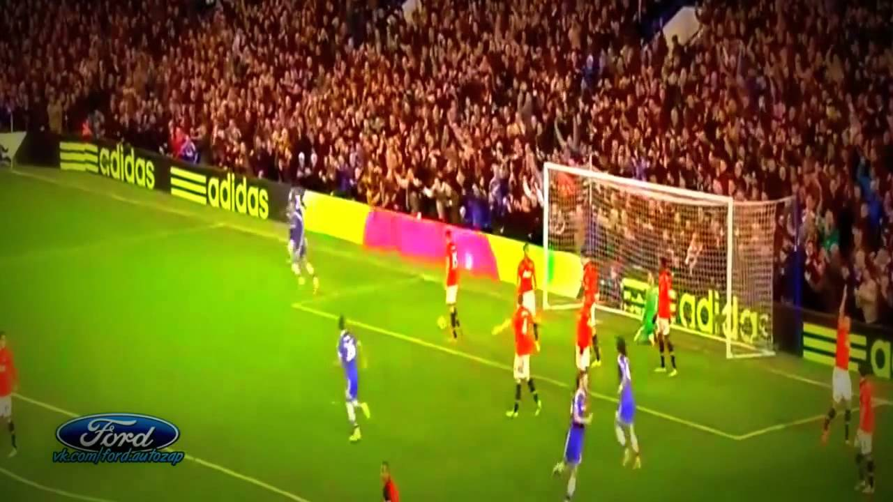 Chelsea Vs Manchester City 2014: Chelsea Vs Manchester United 2014 3-1 All Goals And