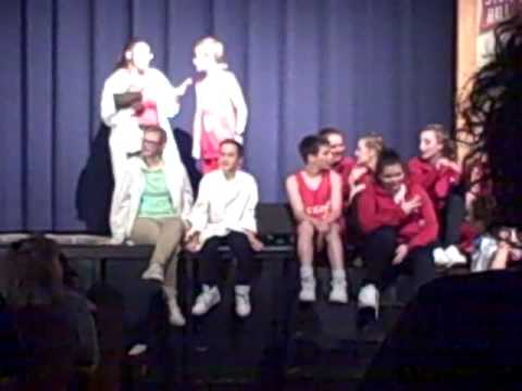"Mt Juliet Middle School May 2016 ""High School Musical"""