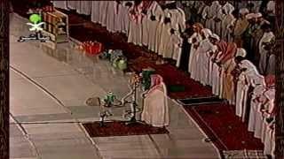 صلاة العشاء الأربعاء 15رجب 1419هـ للشيخ محمد السبيل