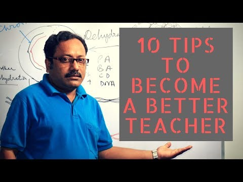 10 Tips to become a Better & Competent School Teacher | Science Reckoner