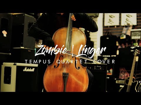 ZOMBIE | LINGER Violin Cello Cover