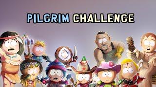 Pilgrim Challenge | South Park Phone Destroyer