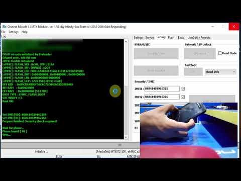 Lenovo A319 Invalid IMEI Repair #CM2 Dongle - - vimore org