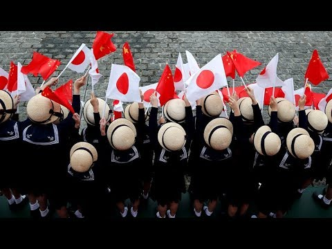 Signing of China-Japan Treaty of Peace and Friendship marks 40th anniversary