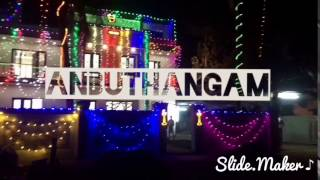 Lighting Done by AnbuThangam Sound Service