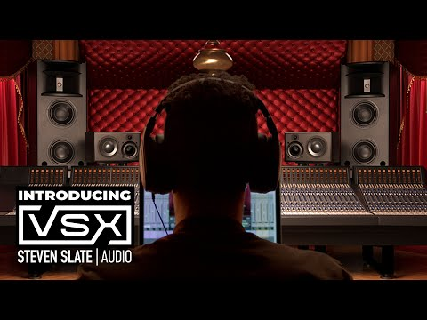 Introducing VSX | Steven Slate Audio