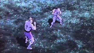 Intro, Ryu vs Sagat