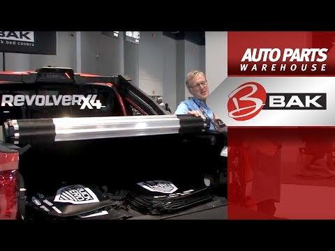 Bak Revolver X4: The World's First Hard Roll-Up Tonneau Cover   Review