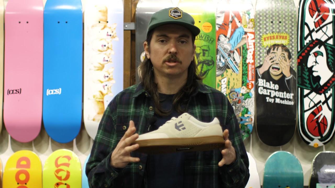 Etnies Marana Cupsole Shoe Review | ccs