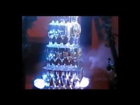 Fontaine à Champagne & Desserts des Mariés. Animation Mariage DJ71, 21, 01, Bourgogne