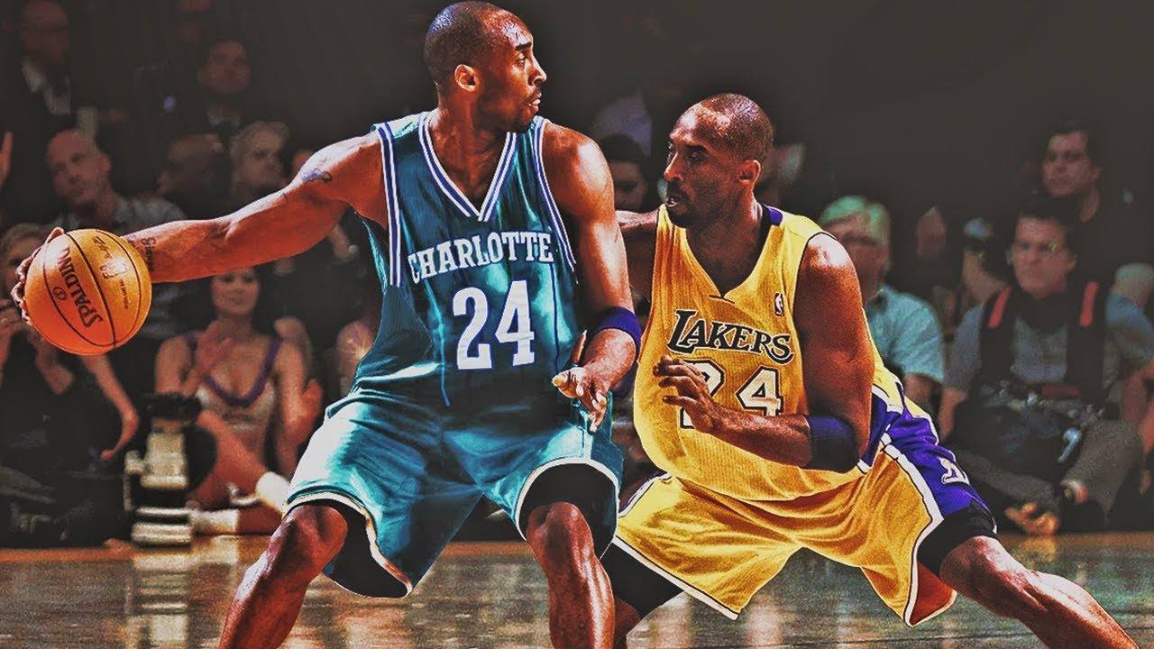 e86c3c01c1fe What if Kobe Bryant Was NEVER Traded To The Lakers - YouTube
