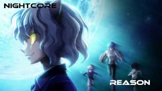 Nightcore   Reason Hunter x Hunter