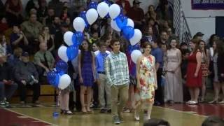 MVU 8th Grade Graduation 2016(An exceptional class makes the transition from middle to high school. No Copyright is claimed for any music used in the ceremony and heard in the video., 2016-06-10T04:07:34.000Z)
