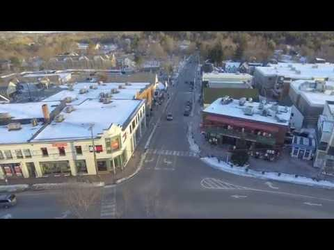 Into the Air: Freeport Maine
