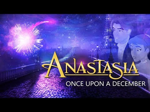 """Once Upon A December"" - Anastasia (Music Box Cover, Movie Soundtrack, OST) [Lullaby Version]"