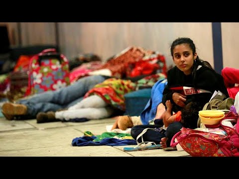 Flüchtlingskrise in Venzuela
