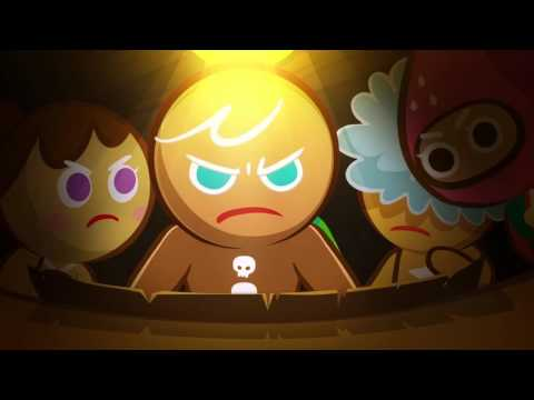What is Cookie Run?!