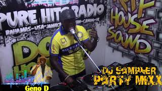Bahamian Music-  Party Mix 1 - Ronnie Butler, K.b, Avvy, Geno D (down Home Radio)