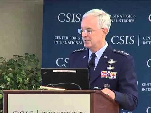 Military Strategy Forum Gen  Douglas M  Fraser, Commander, U S  Southern Command