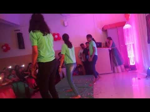 Girls Dancing In BLDE College ($un2p)