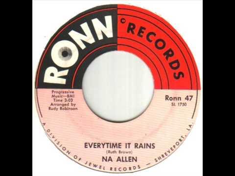 Na Allen Everytime It Rains