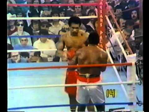 1976-01-24 George Foreman vs Ron Lyle (full fight)