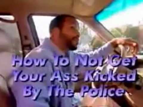 Ass kicked by the police video