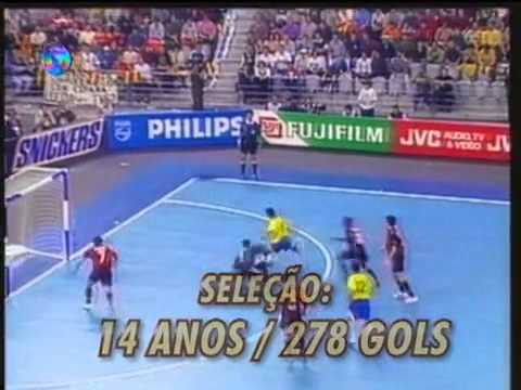 Futsal Manoel Tobias E Falcao Fazem As Pazes Youtube
