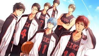 [Trailer] Kuroko no Basket - season 2