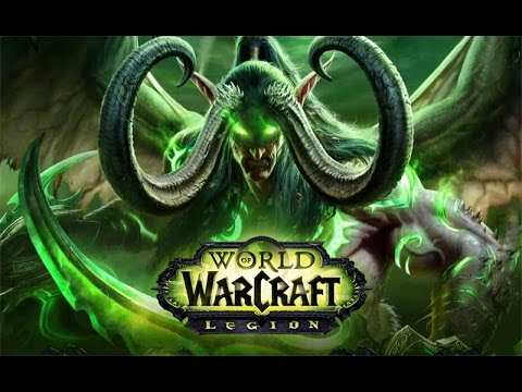World of Warcraft: Legion (2016) - Краткий Обзор Игры
