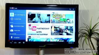 ZX1008-Clé Android HDMI pour PC/TV ''MMS-874.Dual-Core'' + clavier