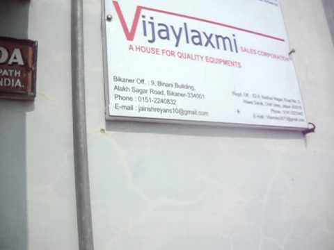 VIJAYLAXMI SALES CORP BIKANER OFFICE 1