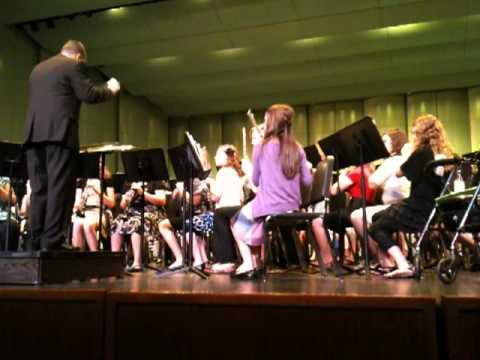 "2012 Concord Junior High School Condert Band playing ""Tornado""IMG_2333[1].MOV"