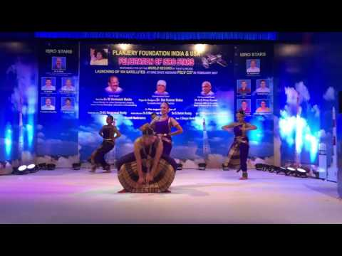 Classical Dance yoga