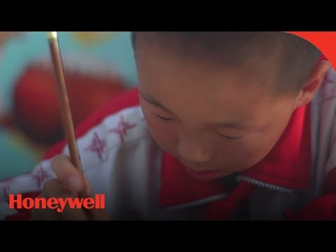 Honeywell Hometown Solutions in Ordos China | Aviation | Honeywell Aviation