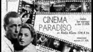 Soñadores, de Bertolucci (Cinema Paradiso) 1/10