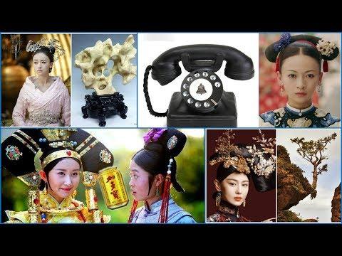 Những kiểu tóc khó đỡ của dàn mỹ nhân cổ trang Hoa Ngữ