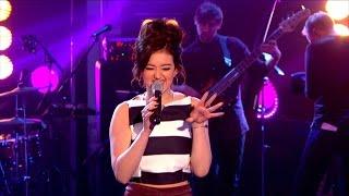 Rosa Iamele performs