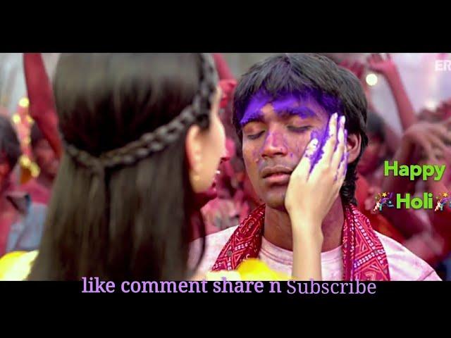 Happy 😘Holi😙 Cute Whatsapp Status Video By Prasenjeet Meshram