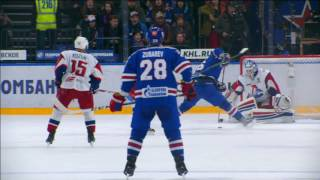 Plotnikov scores fantastic coast-to-coast goal
