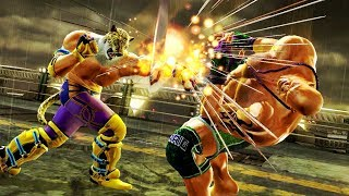 Tekken 6 - Arcade Mode Battle - Epic Wins